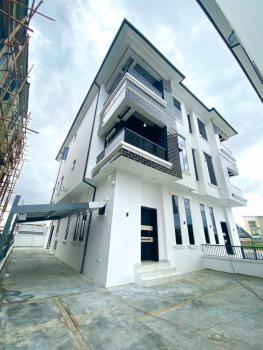 Nicely Built 4 Bedroom Semi Detached Duplex with Bq, Second Tollgate., Lekki, Lagos, Semi-detached Duplex for Sale