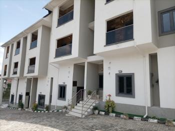 4 Bedroom Duplex with Bq, Katampe, Abuja, Terraced Duplex for Sale