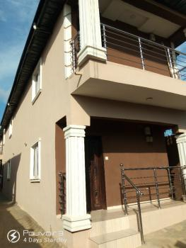 Luxury 2 Bedroom Flat with Pop Ceiling, Ekoro Junction, Abule Egba, Agege, Lagos, Flat / Apartment for Rent