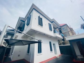 Beautiful 4 Bedrooms Fully Detached Duplex with a Domestic Room, Chevron Tollgate, Lekki Expressway, Lekki, Lagos, Detached Duplex for Sale