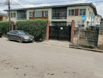 Block of 4 Units of 3 Bedroom Flats Sitting on 800sqm, Ilupeju Estate, Ilupeju, Lagos, Block of Flats for Sale