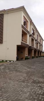 4 Bedroom Terrace, Inside a Mini Estate in Osapa London, Lekki Lagos 4, Osapa, Lekki, Lagos, Semi-detached Bungalow for Rent