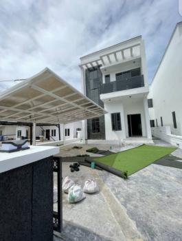 Exquisitvely Built & Luxury 5 Bedrooms Duplex + Pool, Cctv & Bq, Ikota, Lekki, Lagos, Detached Duplex for Sale