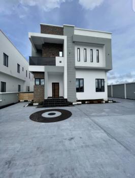 Elegant & Stylishly Built 5 Bedrooms Duplex + Bq, Ajah, Lagos, Detached Duplex for Sale