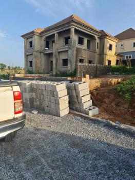 Kingsnazi Standalone Duplex with 5 Bedroom Ensuite, Airport Road, Lugbe District, Abuja, House for Sale