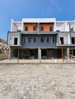 Luxury 4 Bedroom Terrace Duplex in a Gated Estate, Idado, Lekki, Lagos, Terraced Duplex for Sale