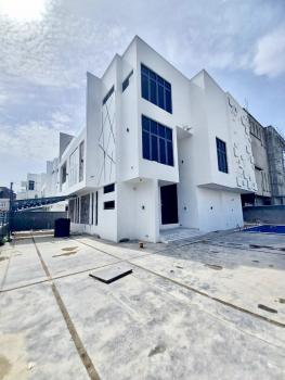 State of The Art Luxury 5 Bedroom Detached House with 2 Room Bq, Osapa, Lekki, Lagos, Detached Duplex for Sale