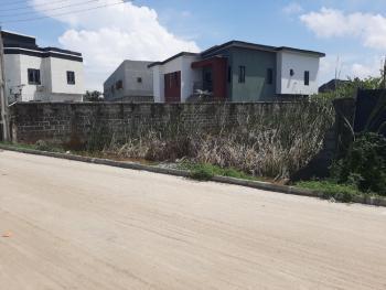 Fenced Full Plot of Land, Silverland Estate, Sangotedo, Ajah, Lagos, Residential Land for Sale