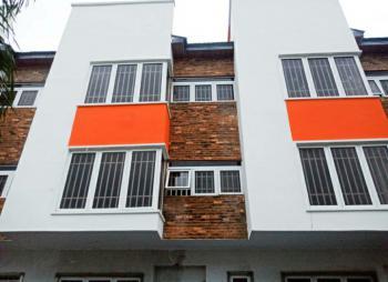 Luxury 4 Bedroom Terraced Duplex+bq in an Estate with 24 Hours Light, Omole Phase 1, Ikeja, Lagos, Terraced Duplex for Sale