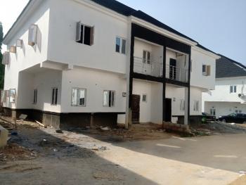 3 Bedrooms, 2 Sitting Room, Dape, Abuja, Semi-detached Duplex for Rent