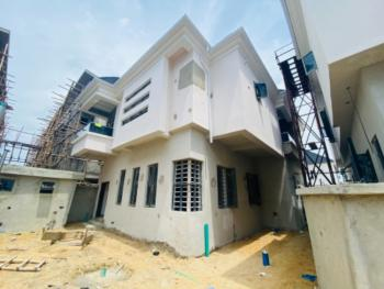 Humongous 4 Bedroom Fully  Detached  Duplex with a Domestic Room, Chevron Toll Gate, Lekki Expressway, Lekki, Lagos, Detached Duplex for Sale