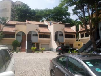 Large 5 Bedroom Townhouse with Private Garden, Off Udi Street, Osborne, Ikoyi, Lagos, Terraced Duplex for Sale