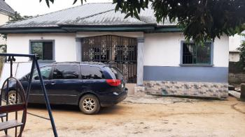 Strategically Located and Unique Four (4) Bedroom Bungalow, New Road, Off Ada George, Rumueprikom, Port Harcourt, Rivers, Detached Bungalow for Sale