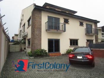 Massive Elegant 4 Bedroom Semi-detached Duplex, Adebayo Doherty Road (road 14), Lekki Phase 1, Lekki, Lagos, Semi-detached Duplex for Sale