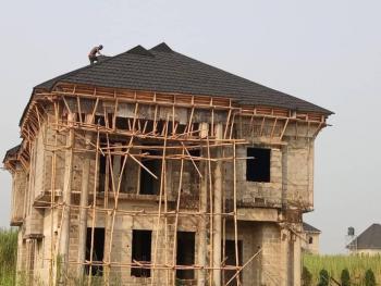 Distress : Uncompleted Twin Duplex, Badore, Ajah, Lagos, Detached Duplex for Sale