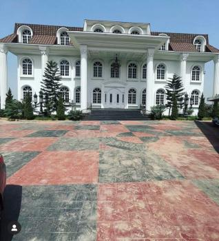 15 Bedroom Mansion with a 3 Bedroom Service Quarters, Asokoro District, Abuja, Detached Duplex for Sale