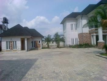Luxurious and Tastefully Finished  4 Bedroom Duplex with 3 Rooms Bq, Shell Cooperative, Eliozu, Port Harcourt, Rivers, Detached Duplex for Sale
