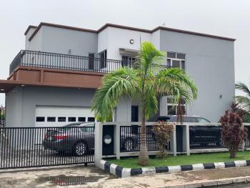 5 Bedroom Detached House with 2 Room Service Quarters, Royal Garden Estate, Ajah, Lagos, Detached Duplex for Rent