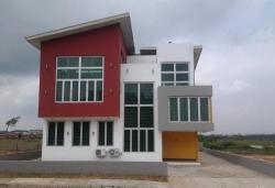 5 Bedroom Duplex, Magboro, Ogun, 5 bedroom, 6 toilets, 5 baths Detached Duplex for Sale