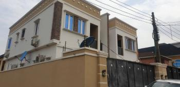 4 Bedrooms Semi Detached Duplex with a Room Bq, Omole Phase 2 Extension, Olowora, Ikeja, Lagos, Semi-detached Duplex for Sale