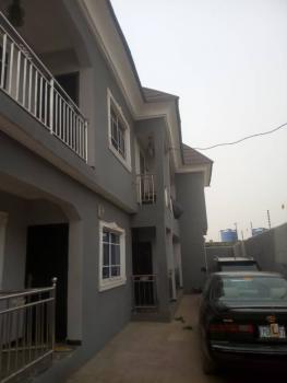 Block of 4 Flats of 2 Bedrooms and 2 Nos Mini Flat, New Oko-oba Area, Fagba, Ifako-ijaiye, Lagos, Block of Flats for Sale