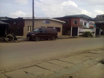 Land Very Massive with Two Structure, Ijesha Road, Ijeshatedo, Surulere, Lagos, Mixed-use Land for Sale