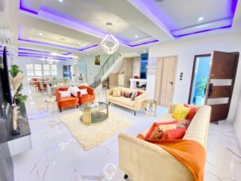 Luxury Serviced 4 Bedroom Semi Detached Duplex with Payment Spread, Vgc, Lekki, Lagos, Semi-detached Duplex for Sale
