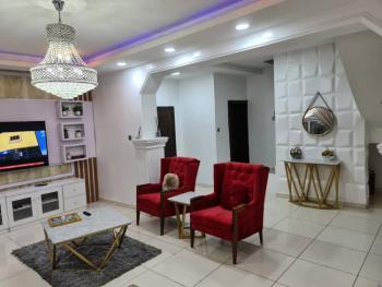 Luxuriously Furnished 3 Bedroom Duplex, Horizon 2 Estate, Ikate, Lekki, Lagos, House Short Let