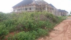 Estate Duplex Plot, Through Galadinmawa Roundabout By Suncity Estate, Galadimawa, Abuja, Residential Land for Sale