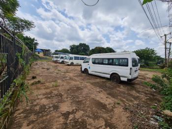 Strategic Barricade 5 Plots of Land Along a Major Road, Opposite Anamco Company Along Airport Road, Enugu, Enugu, Mixed-use Land for Sale