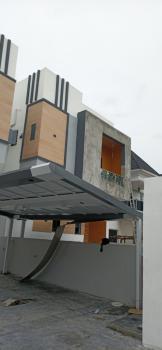 5 Bedroom Detached, Osapa Gra, Osapa, Lekki, Lagos, Semi-detached Bungalow for Sale