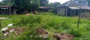2090sqm Plot of Land with 2 Houses, on Nwaniba Road Close to Le Meridien Roundabout, Uyo, Akwa Ibom, Detached Bungalow for Sale