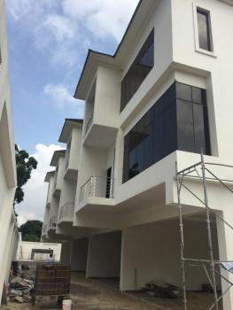 4 Bedroom Terrace House with a Room Bq, 1004 Estate, Victoria Island (vi), Lagos, Terraced Duplex for Sale