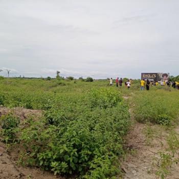 Magnificent C of O Fenced Land in a Serene Environment, Dangote Staff Quaters, Osoroko, Ibeju Lekki, Lagos, Residential Land for Sale