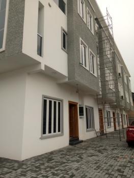 Newly Built 4 Bedroom Terrace Duplex, Ikate Elegushi, Ikate, Lekki, Lagos, Terraced Duplex for Rent