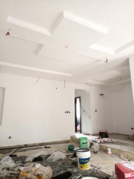 4 Bedroom Duplex with a Bq New House in an Estate, Estate Opposite Abraham Adesanya Estate, Ajah, Lagos, Semi-detached Duplex for Rent