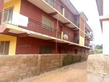 Six (6 ) Units of  Three (3) Bedroom Flats., Behind Former Wema Bank Oro Road, Off Taiwo Road, Ilorin West, Kwara, Block of Flats for Sale