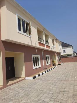 4 Units of 3 Bedroom Terrace Duplexes, Peninsula Garden Estate, Sangotedo, Ajah, Lagos, Block of Flats for Sale