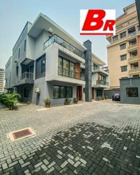 4 Bedroom Semi Detached Duplex, Victoria Island (vi), Lagos, Terraced Duplex for Sale