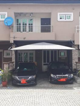 Well Maintained Fully Serviced 4 Bedroom Duplex, Paradise Estate Chevron, Lekki, Lagos, Terraced Duplex for Sale