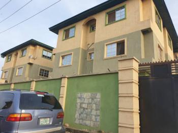 Block of 12nos 3 Bedrooms Flat and 3 Nos 2 Bedroom Flat on 1211sqm, Peace Estate, Gbagada, Lagos, Block of Flats for Sale