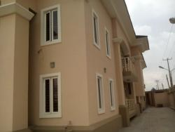 Newly Built 4 Units of 3 Bedroom Flat with 1 Room Bq, Phase 1, Gra, Magodo, Lagos, Flat for Sale