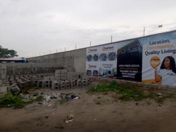 Two Bedroom Apartment, Lekki Pride Before Abraham Adesanya Round About, Ajiwe, Ajah, Lagos, Block of Flats for Sale