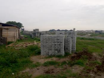 Two Bedroom Terrace with Bq, Lekki Pride Estate, Ajiwe, Ajah, Lagos, Block of Flats for Sale