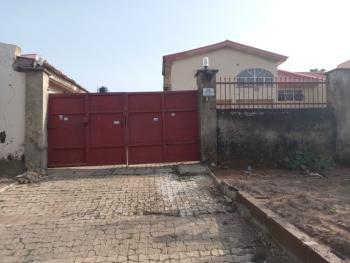 Ambassadorial 4 Bedroom Semi-detached House with Bq, Kabusa Garden, Kabusa, Abuja, Semi-detached Duplex for Sale