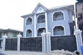 Block of 6 Flats of 3 Bedroom Each, Onipede Street, Lawanson, Surulere, Lagos, Block of Flats for Sale