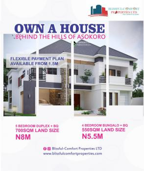 Land, By Navy Estate, Cbn Quarters & Navy Unit Junction, Asokoro District, Abuja, Residential Land for Sale