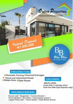 Centrally Located 500sqms Land in The Newest Estate in Abijo, Abijo, Lekki, Lagos, Mixed-use Land for Sale
