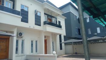 4 Bedrooom Semi Detached with Bq, Agungi, Lekki, Lagos, Semi-detached Duplex for Rent