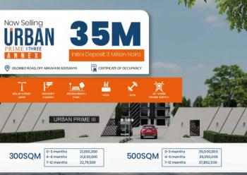 Arcade of Magnificent Surroundings and Exceptional Estate Living, Urban Prime 3 Annex, Ogombo Road Off Abraham Adesanya, Ogombo, Ajah, Lagos, Residential Land for Sale